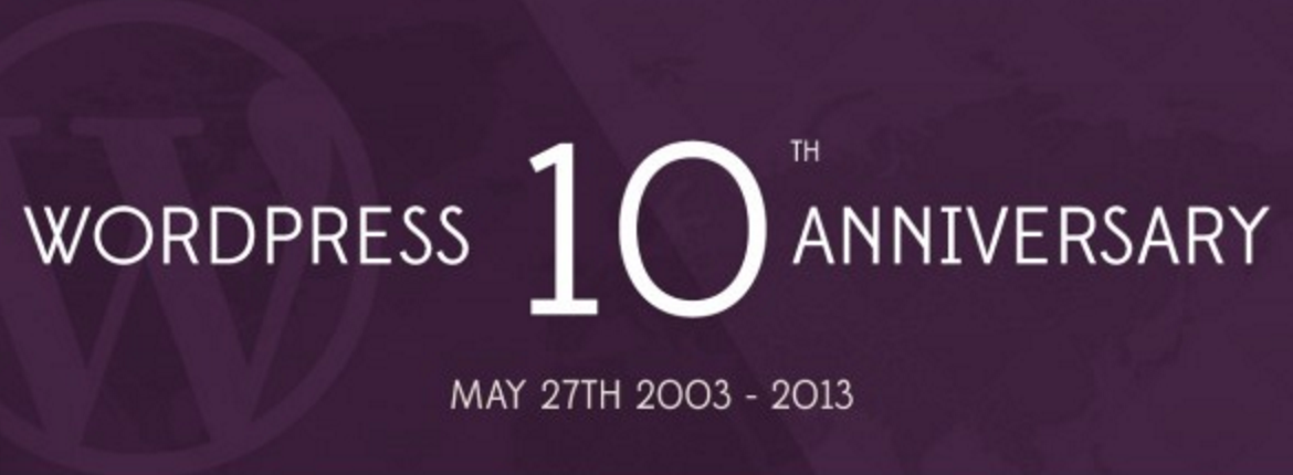 wordpress 10th